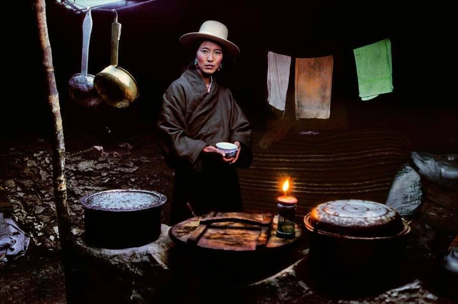 Tibet - Tibétaine