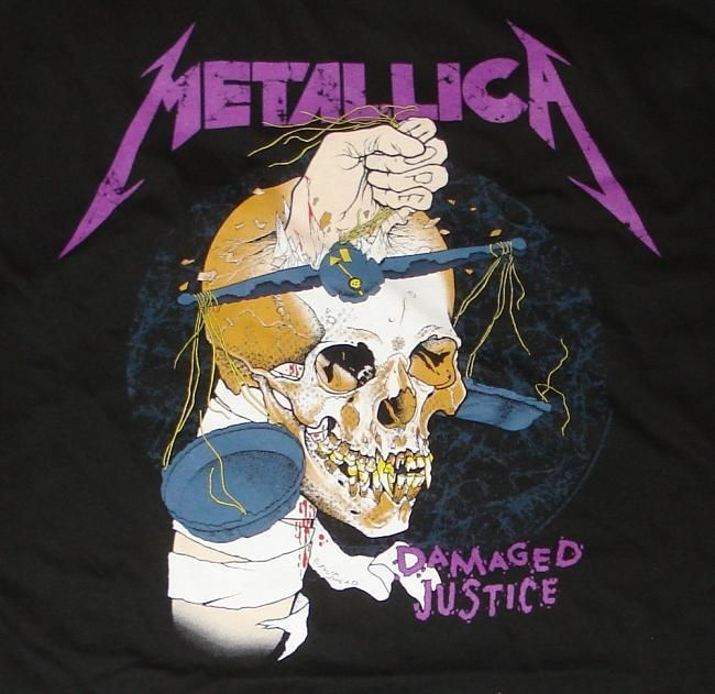 ce873880c77 Metallica Harvester of Sorrow T Shirt Official Mens Extra Large XL Metal  New  Bravado  GraphicTee