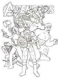 resultado de imagem para desenho para colorir capitão america guerra