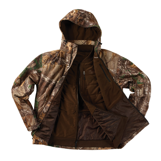 12-volt cordless realtree xtra® camo 3-in-1 heated jacket only ...