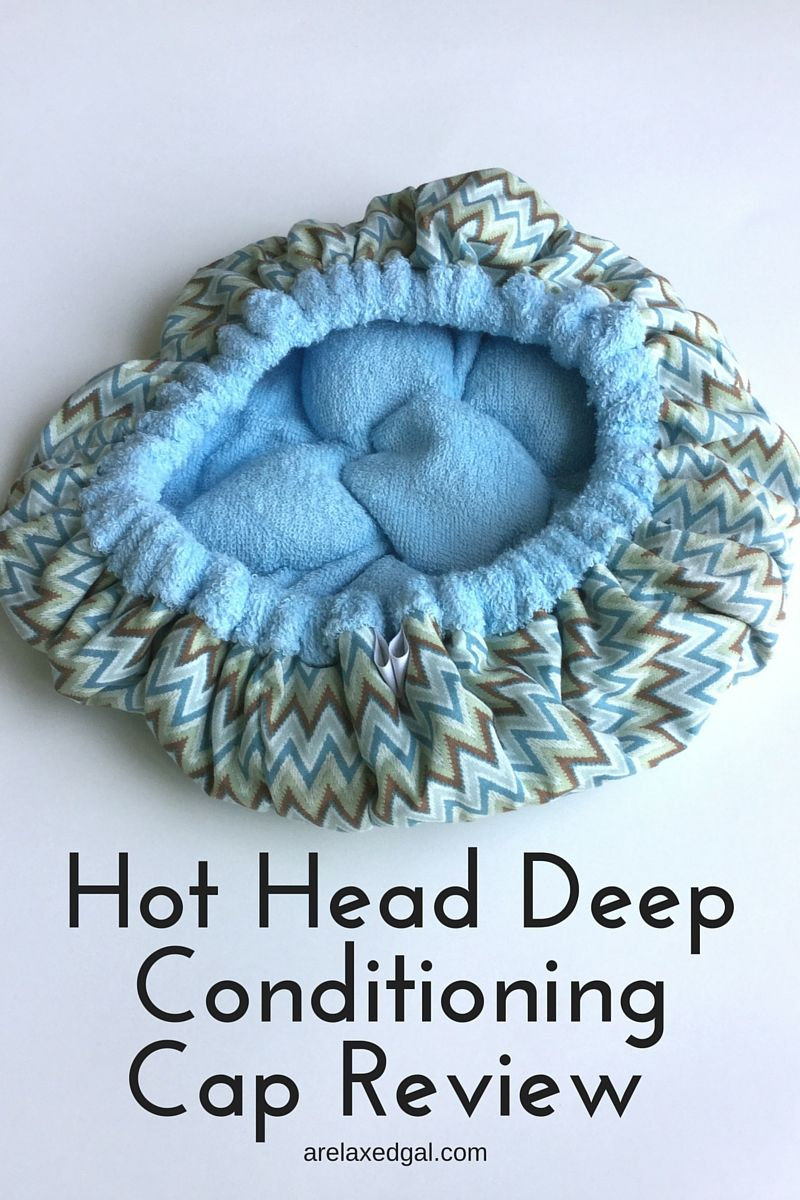 Product Review Hot Head Microwavable Deep Conditioning