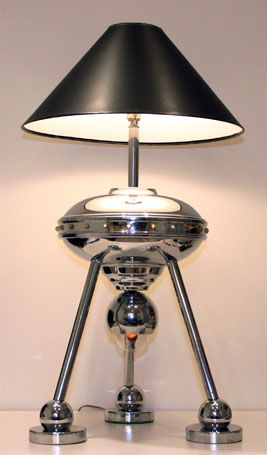 Flying Saucer Table Lamp By Torino Italian 1970s Table Lamp Flying Saucer Decor