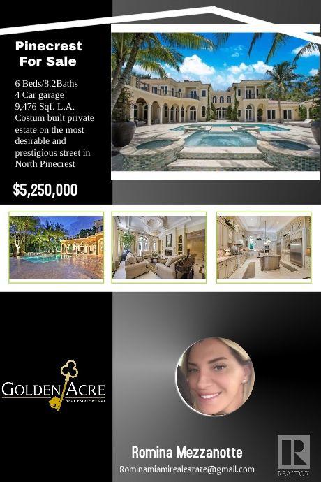 Copy of Multipurpose marketing brochure - Black glossy Homes