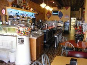 The Paris Soda Shop Restaurant Niles Mainstreet Michigan Furnace Repair Air Conditioner Installation Niles