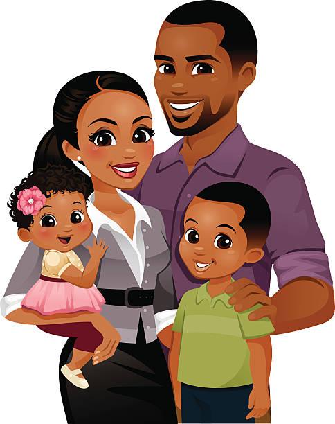 Best Black Family Illustrations Black Couple Art Black Love Art Black Girl Art