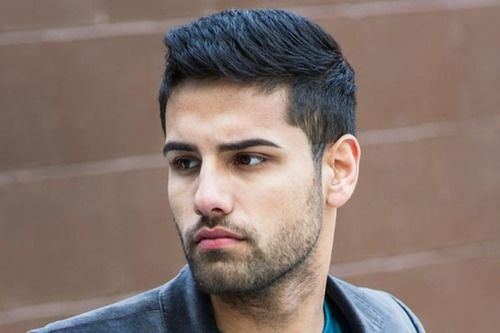 Cool Hairstyles For Indian Guys Beard Styles Short Short Beard Boy Hairstyles