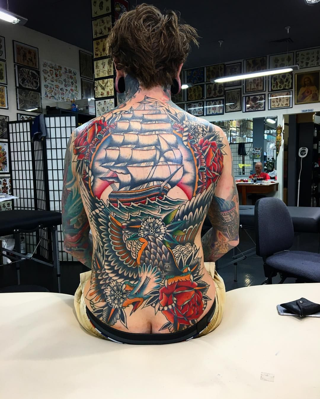 3 243 Likes 20 Comments Kirk Jones Kirk Jones Tattoo On