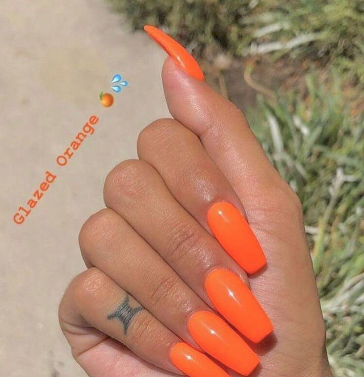 couleurs des ongles d'été #longnaildesignssummer - ReneaSundstrom - Nagel Ideen