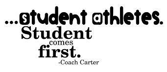 Parents of Athletes....Students (Homework,Schoolwork