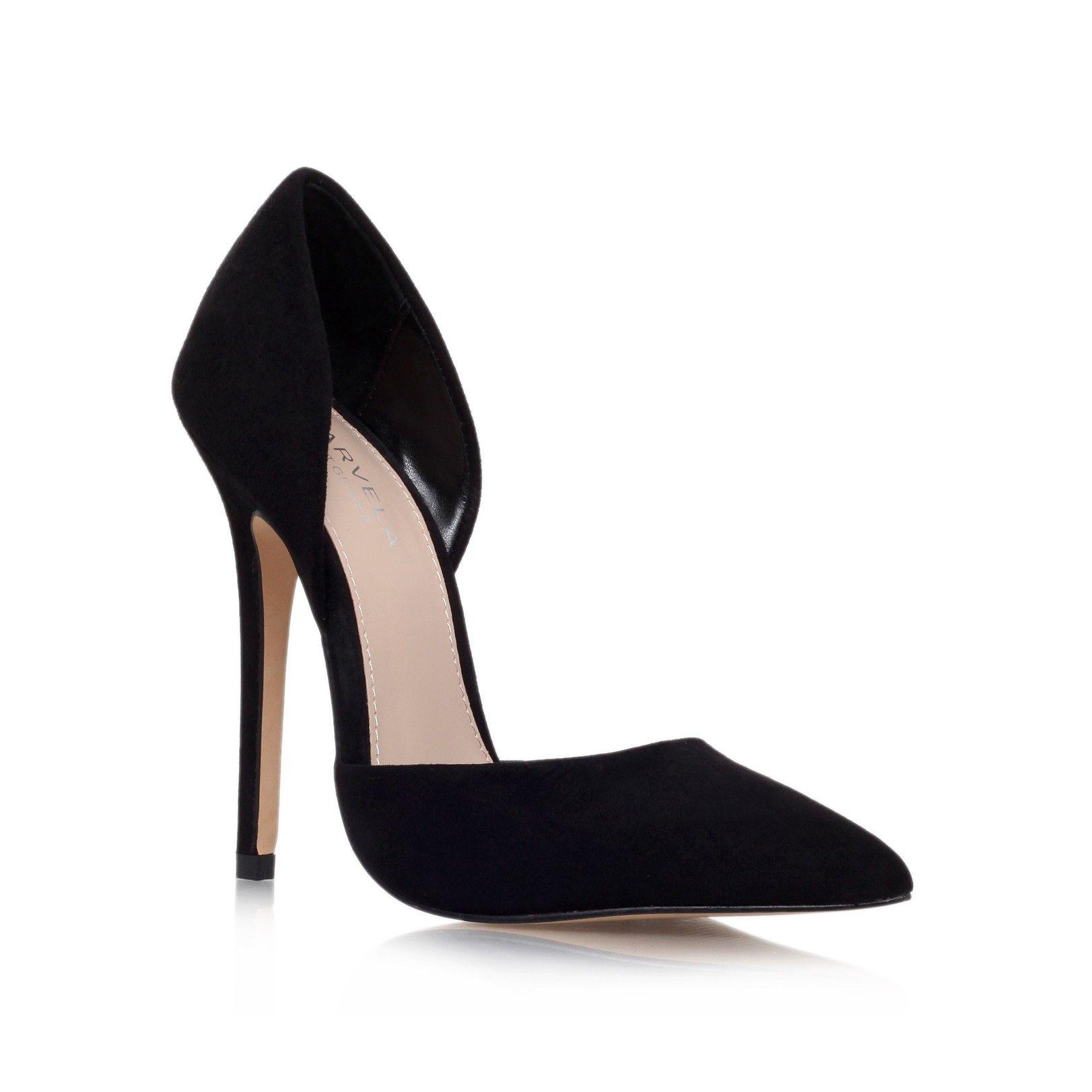 68551f0b76c albert black high heel court shoes from Carvela Kurt Geiger | style ...