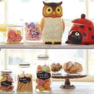 Check out this event on zulily! Keep a Lid on It - Add style and functionality to your kitchen counters with this convenient collection. We're featuring canisters and cookie jars in all shapes and sizes. These unique picks are perfect for storing dry pasta, beans, coffee or sweet homemade treats and are attractive enough to leave out of the cupboards.