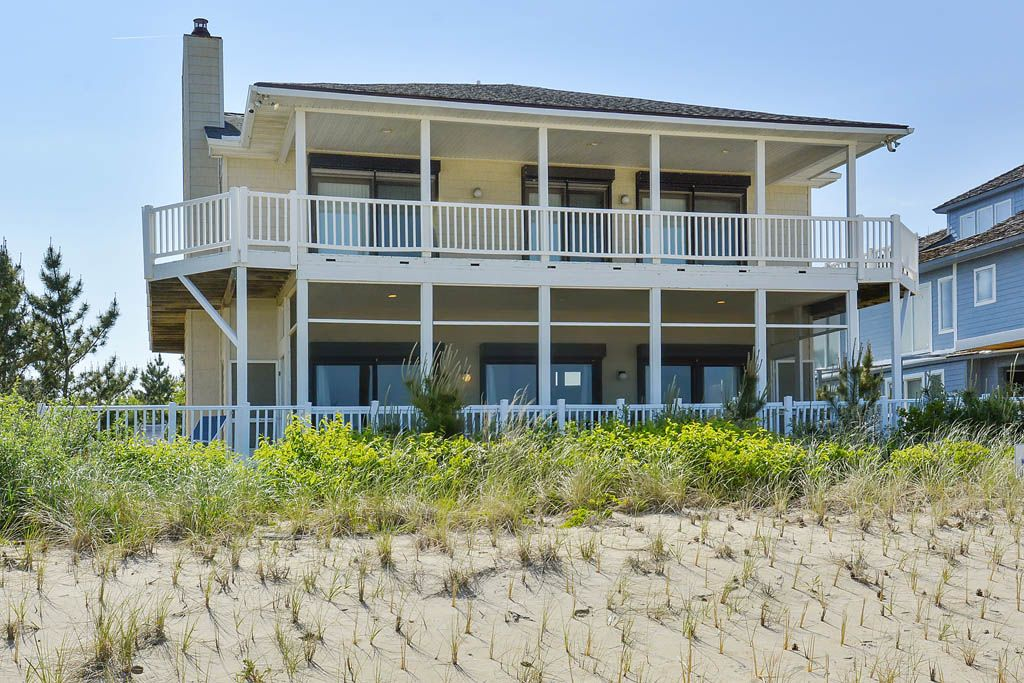 39718 Sandpiper Lane North Bethany De 19930 Ocean Front Homes Bethany Beach Vacation