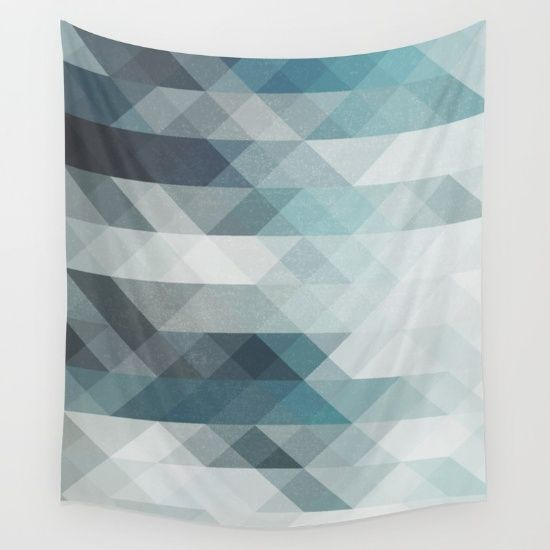 Triangle poster, abstract geometric print, triangle abstract, scandinavian style poster art, triangle pattern art, modern geometric print