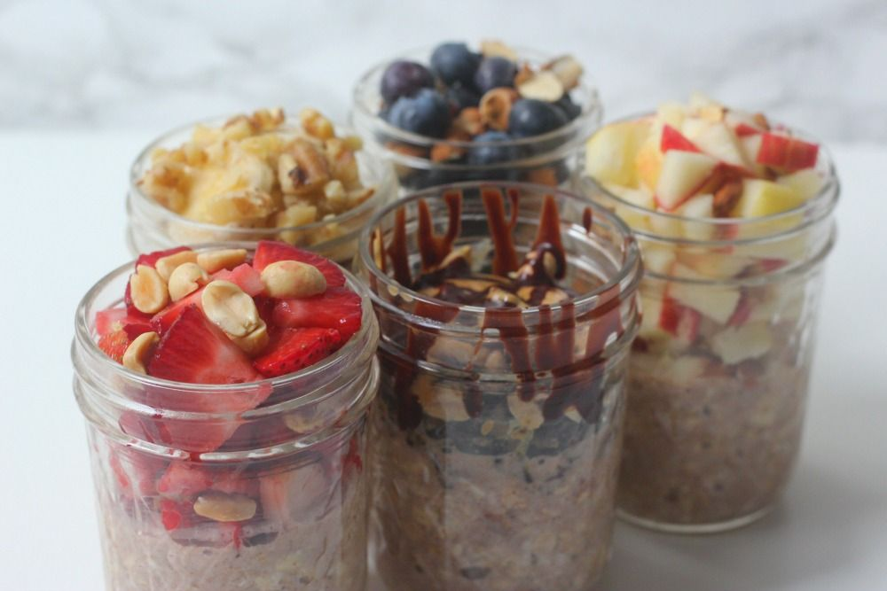 21 day fix overnight oats confessions of a fit foodie