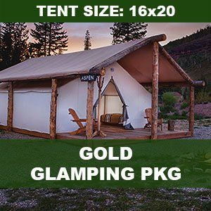 Luxury Tents Packages - Davis Tent & Awning   Tent awning ...
