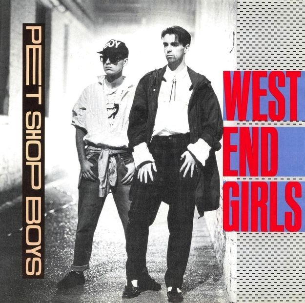 Pet Shop Boys West End Girls Pet Shop Boys Waves Song 80s Songs