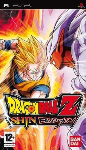 DRAGON BALL Z SHIN BUDOKAI PSP ISO (us) | Game PSP iso