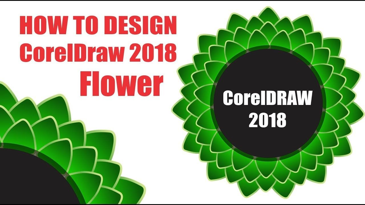 coreldraw 2018 Logo design | cdtfb | hindi, urdu | cdtfb