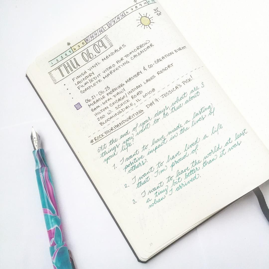 What Is Bullet Journaling? | POPSUGAR Smart Living Photo 18