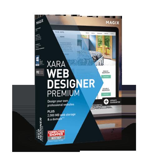 Magix Xtreme Web Designer 5 Retail Final Dengan Gambar