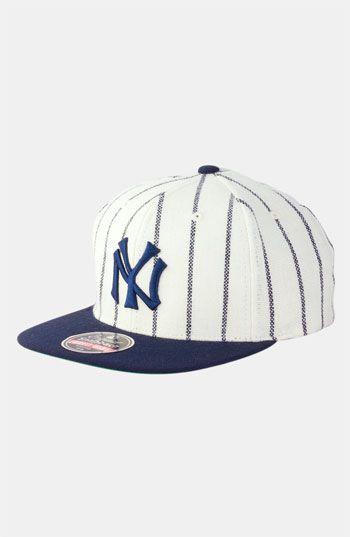 70ed93ab8a8 American Needle  New York Yankees - Cooperstown  Snapback Baseball Cap