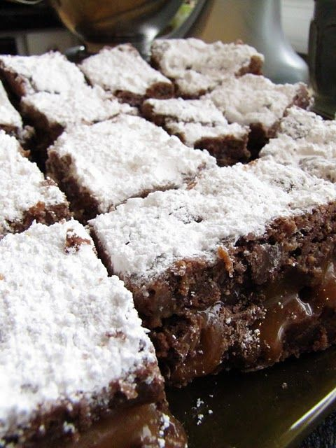 Um, Knock You Naked Brownies, pretty sure this is a must try recipe