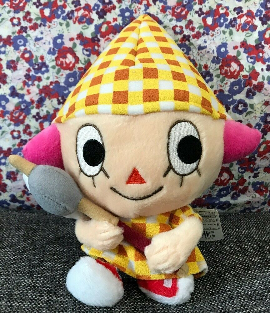 RARE New Animal Crossing Plush Girl Villager 28cm 11nch ...