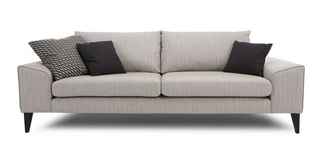 Quartz 4 Seater Sofa French
