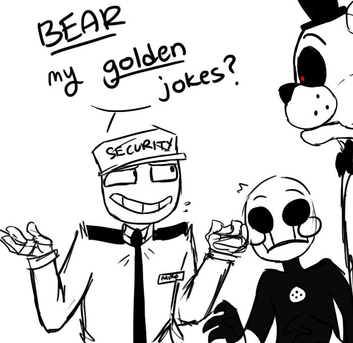 Mike The Security Guard And His Golden Puns Part 8 ...