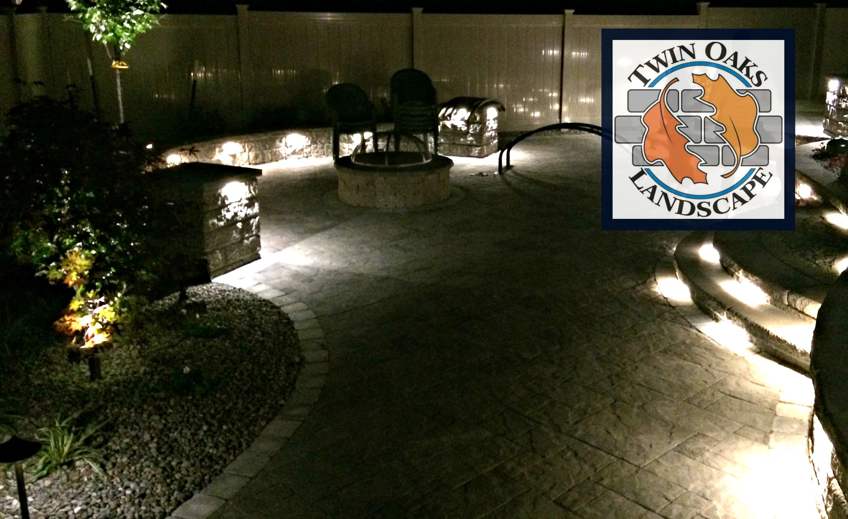 Illuminate your home with landscape lighting!