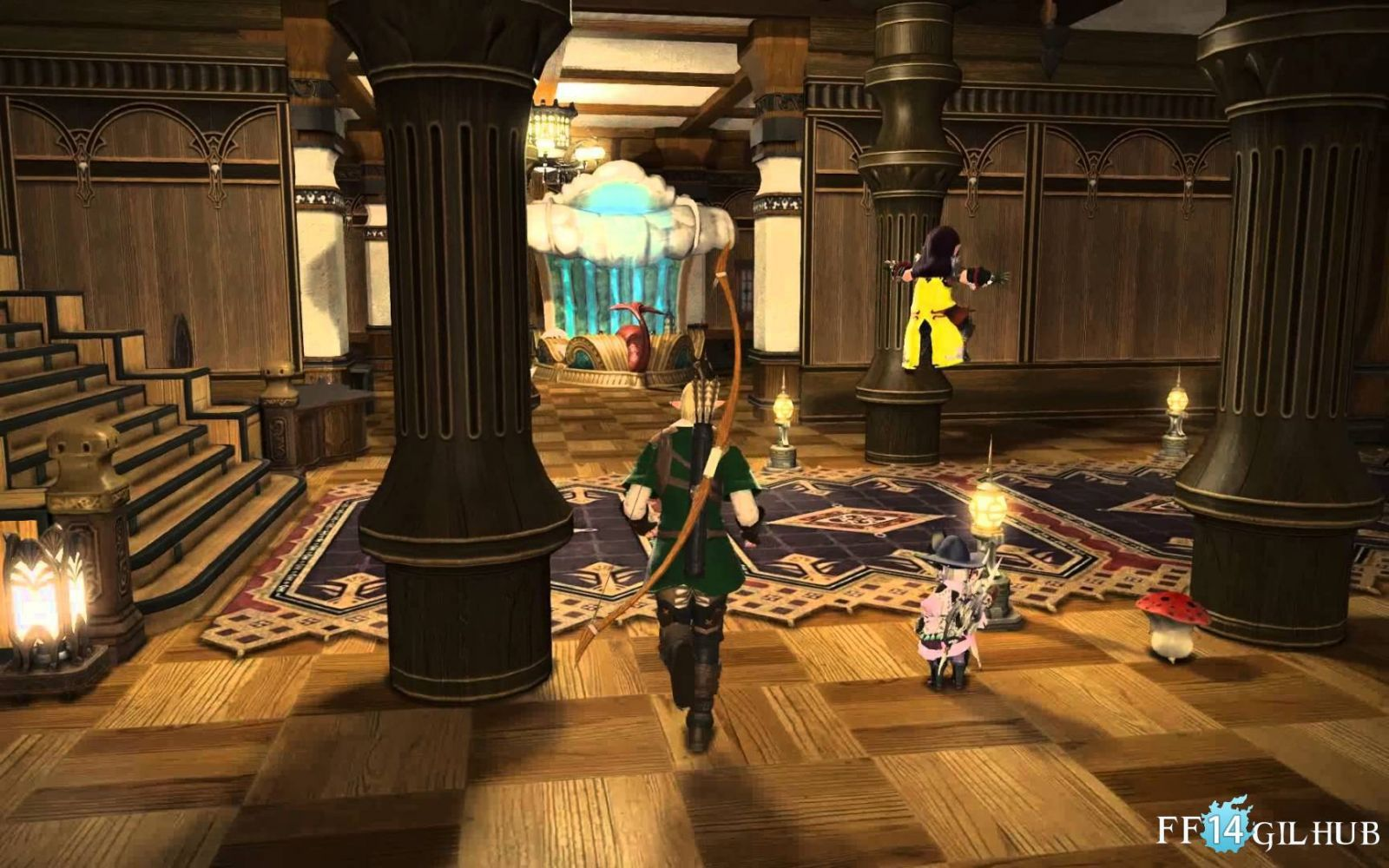 ffxiv houses (With images) Solutions, Patches, House