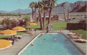 Trailer Park pool