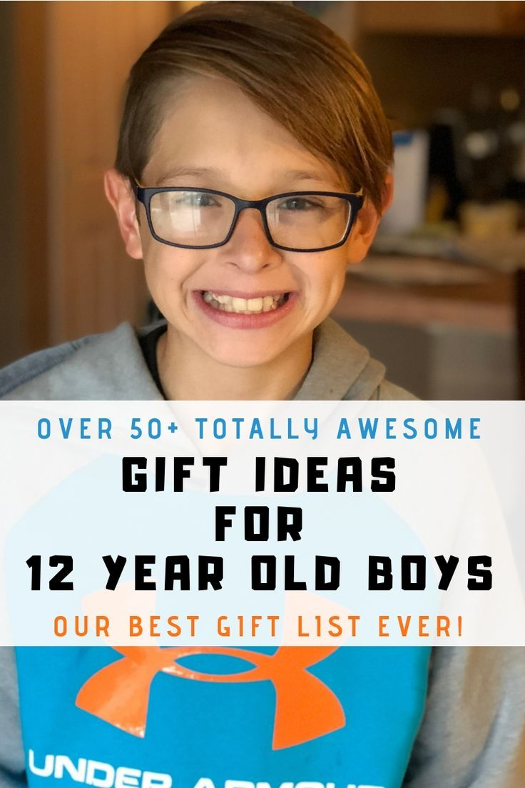 Seriously Awesome Gifts for 12 Year Old Boys! | Christmas ...