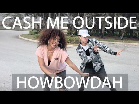 CASHMEOUTSIDE (HOW BOW DAH) | IG Dance Video @remixgodsuede @justmaiko @...