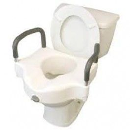 Elevated Toilet Seat With Arms Price Msrp 62 39your Price