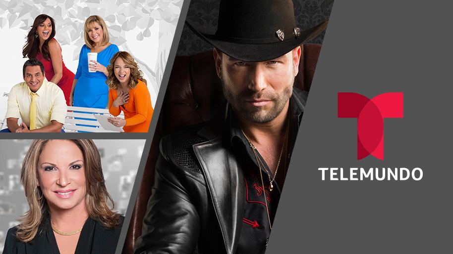 Now App Telemundo, Watch full episodes, Full episodes