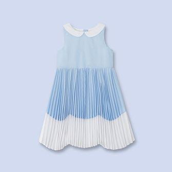 Jacadi kleid hellblau