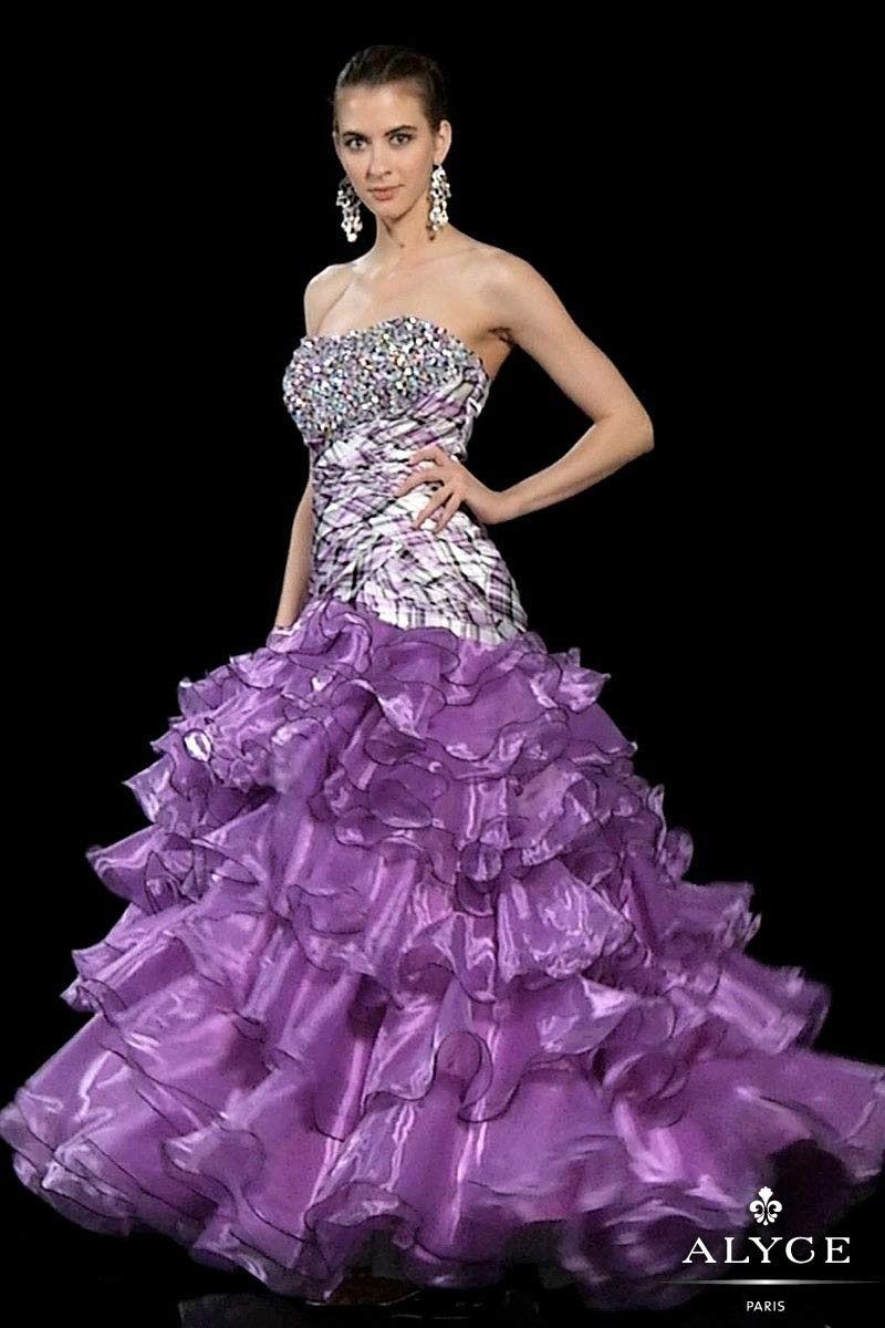 Alyce Paris | Quinceañera Dress Style #9101 | Melina | Pinterest ...