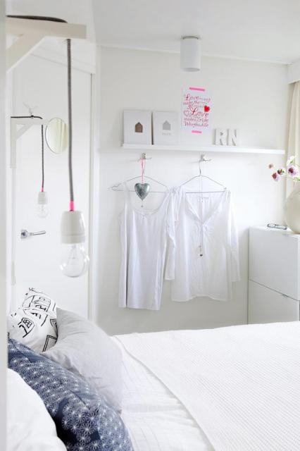 Apartamento de 45m² de estilo escandinavo - Deco & Living