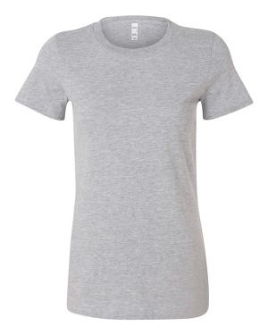 Bella + Canvas 6004 Women's The Favorite Tee with Tear Away