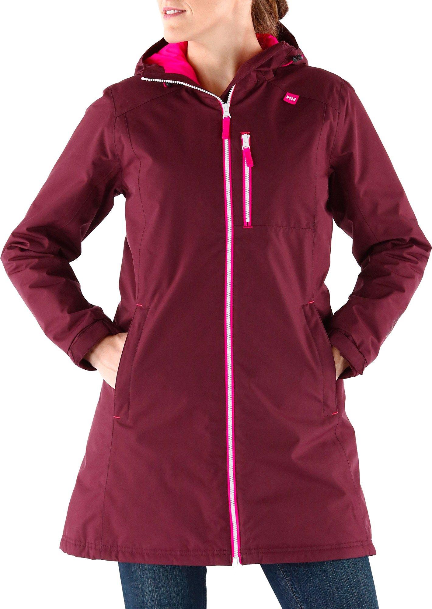Helly Hansen Long Belfast Insulated Jacket Women S Rei Co Op Insulated Jackets Jackets Insulated Jacket Women