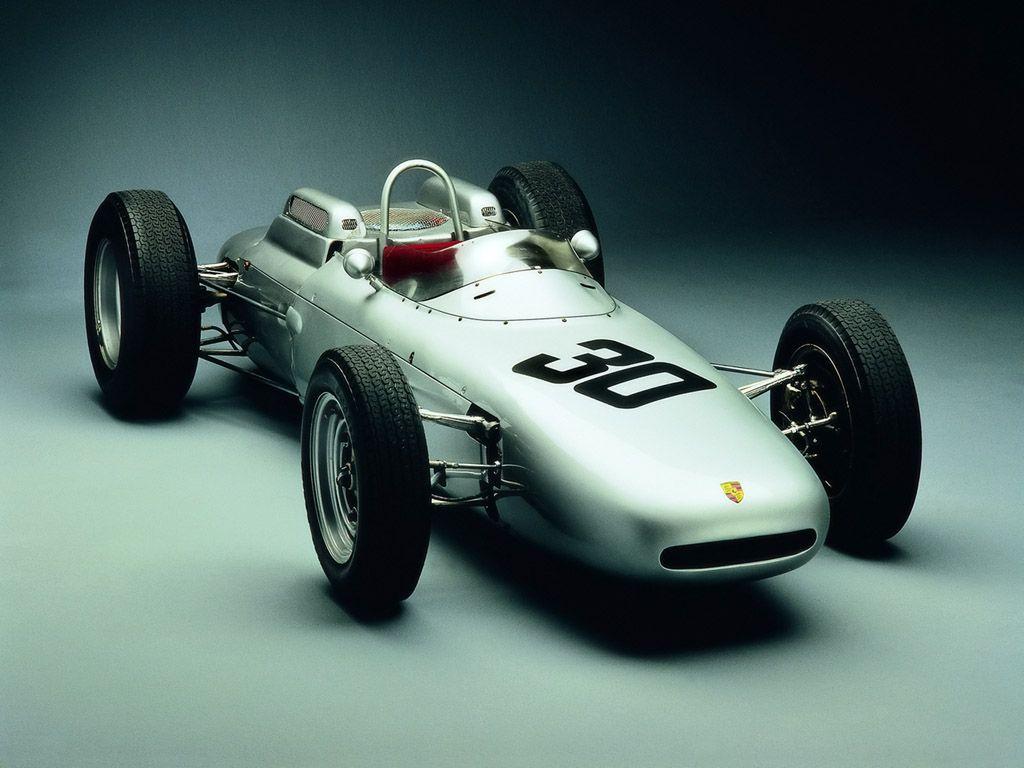 1962 Porsche 804 | FORMULA ONE EQUIPE GRAZIE | Pinterest | F1 ...