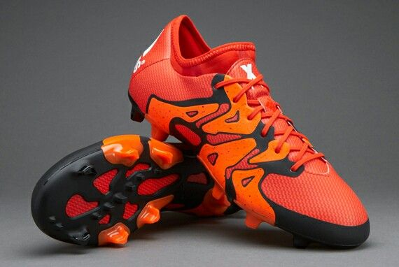 wholesale dealer 0377b 3a32f Adidas X 15.1 solar red