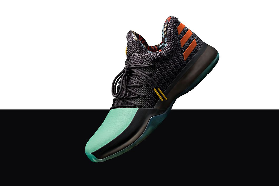 adidas Harden Vol. 1 'Triple Red' and 'Cactus Kid' Available