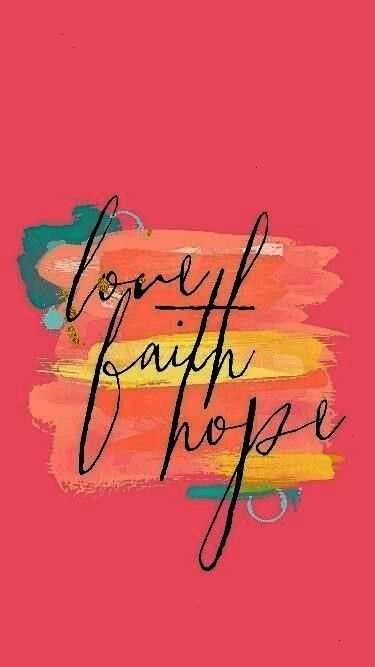faith hope iphone phone background lock screen wallpaper Background coral Peach coral pink Love faith hope iphone phone background lock screen wallpaper Background coral...