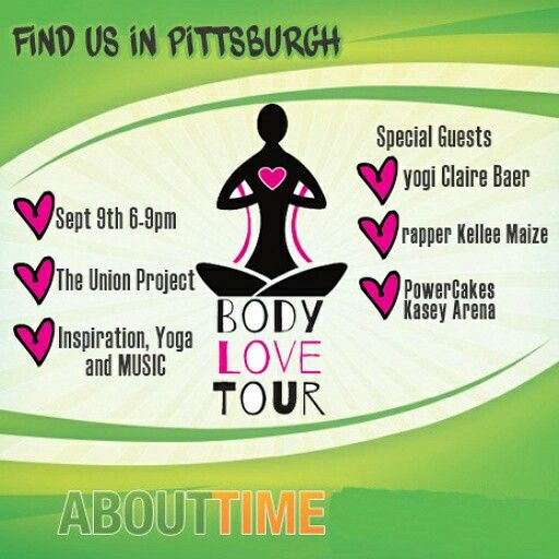 Are you attending the Body Love Tour?