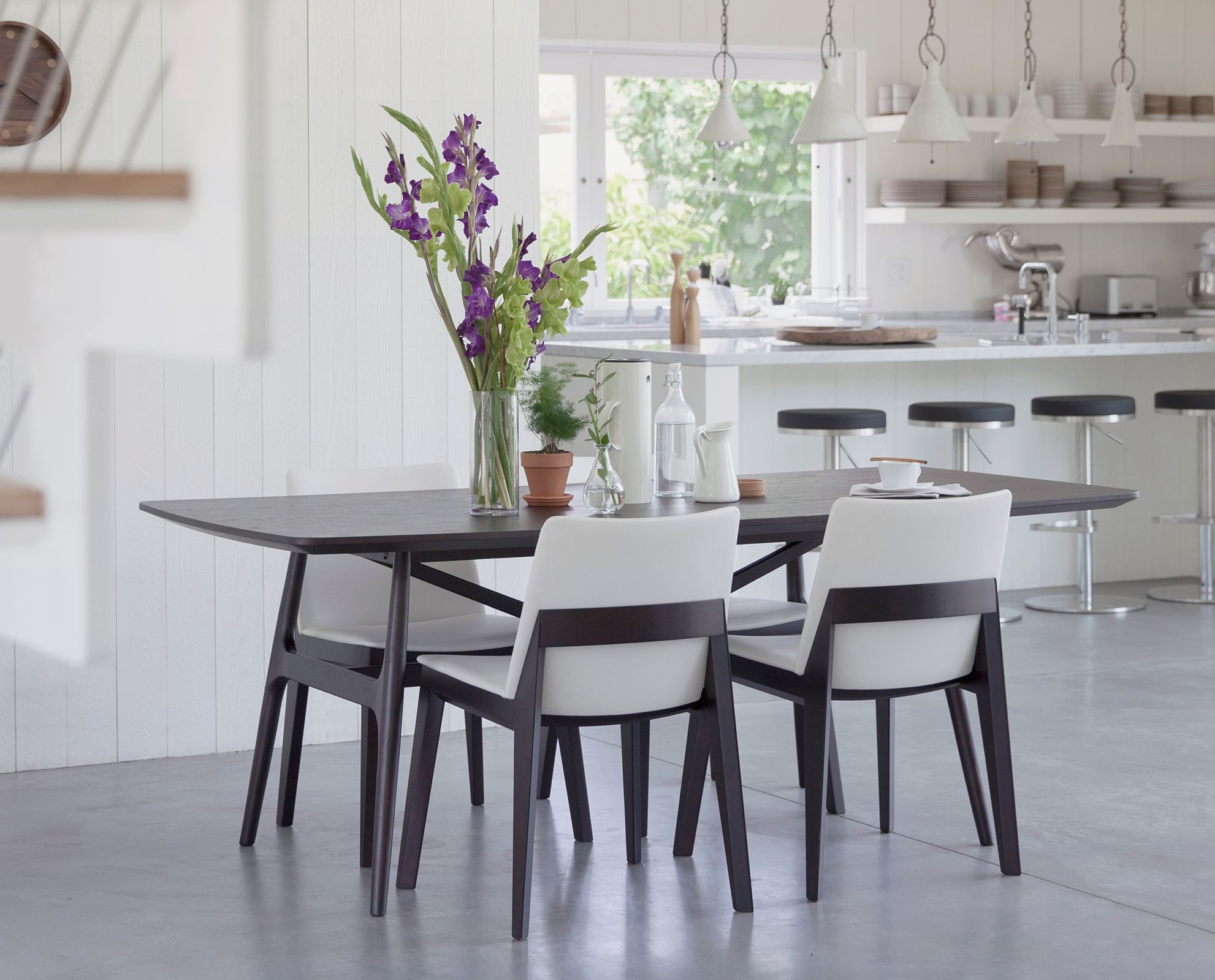 Haldi Dining Table  Interior Inspiration Dining Chairs And Modern Magnificent Scandinavian Dining Room Sets 2018