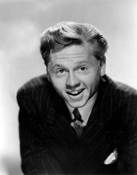 Mickey Rooney, one of my all time favorite actors, has passed on to become one of  the stars in Heaven at age 93.