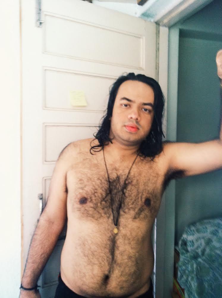 My Chest Hair And Longhair Afterbath Chesthair Menbath Beauty Boy Handsome Lover Longhair Men Hairy Cutewolf Hppytrail Long Hair Styles Beauty Hairy