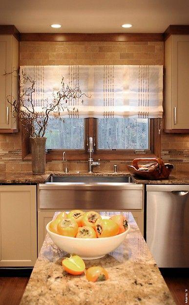 Me gusta el remate para la ventana de cocina cocina - Remates de cocinas ...